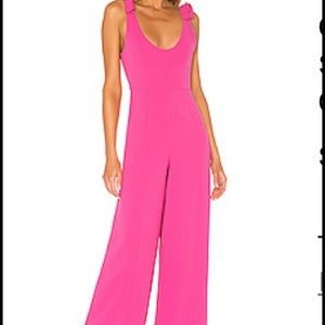NBD clover jumpsuit size xs